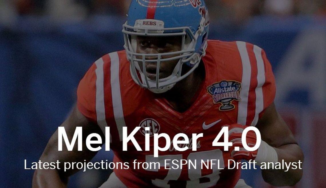 Download NFL Mock Draft 2016: Mel Kiper 4.0 has big changes for ...