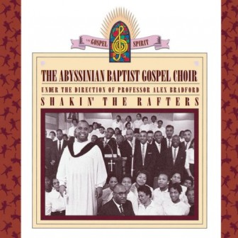 """The 350 Jersey Songs started on Sept. 19, with """"Shakin' the Rafters,"""" by the Abyssinian Baptist Gospel Choir."""