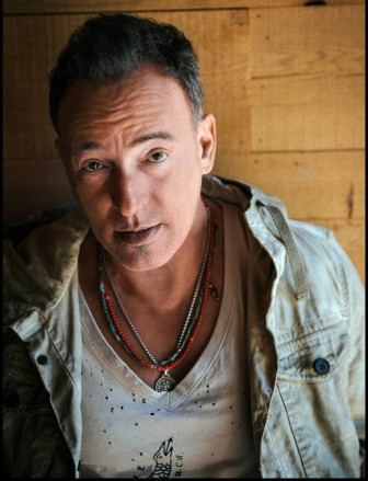 """Bruce Springsteen saluted two friends of his who were killed in the Vietnam War in his song, """"The Wall."""""""