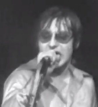 Southside Johnny at the Capitol Theatre in Passaic on New Year's Eve, 1978.