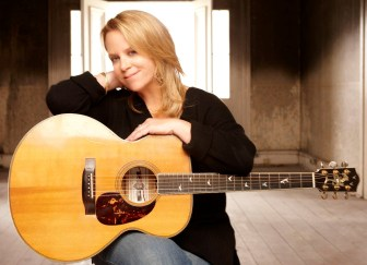 "Mary Chapin Carpenter has covered Bruce Springsteen's hit ""Dancing in the Dark"" as well as his less well known ""My Love Will Not Let You Down."""