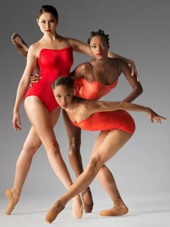 The Dance Theatre of Harlem.