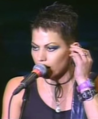 Joan Jett at the Count Basie Theatre in Red Bank, in 2001.