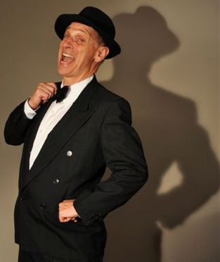Grover Kemble as Jimmy Durante.