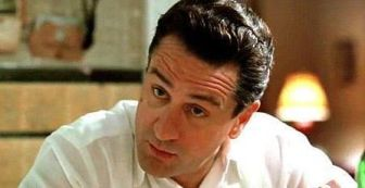 "Robert De Niro in the 1993 movie, ""A Bronx Tale."" De Niro will co-direct an upcoming musical version of it at the Paper Mill Playhouse."