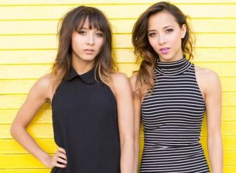 Nalani and Sarina will perform in their hometown, Flemington, on Saturday.