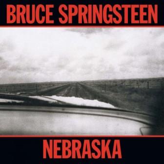 """The cover of Bruce Springsteen's """"Nebraska"""" album."""