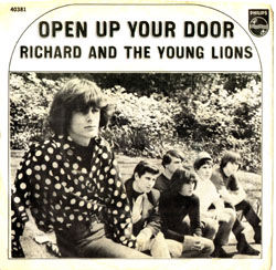 """Richard and the Young Lions had a regional hit in 1966 with """"Open Up Your Door."""""""