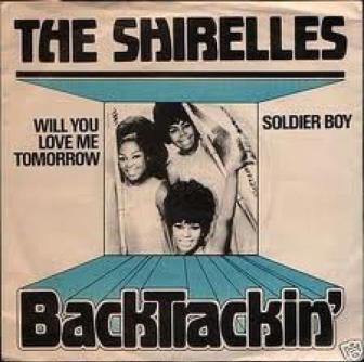 "The Shirelles had their first No. 1 hit with ""Will You Love Me Tomorrow,"" in 1961."