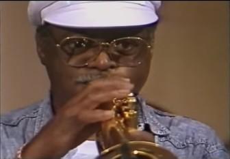 Clark Terry in 1988.