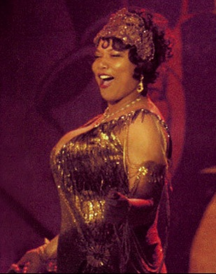 "Queen Latifah in ""Chicago."""