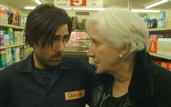 """Jason Schwartzman and Olympia Dukakis co-star in """"7 Chinese Brothers,"""" which will screen at the Montclair Film Festival."""