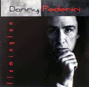 "The cover of Danny Federici's album, ""Flemington."""