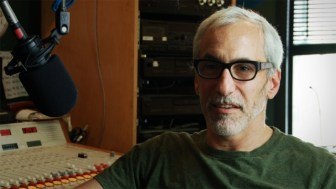 """WFMU general manager Ken Freedman is the central character of the documentary, """"Sex and Broadcasting."""""""