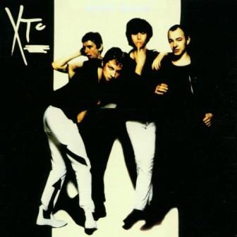 "The cover of XTC's 1978 album, ""White Music."""