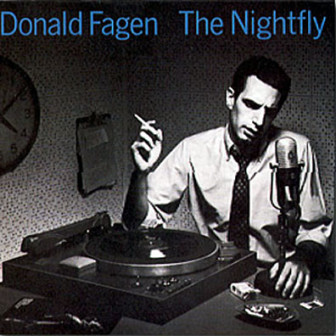 """The cover of Donald Fagen's album, """"The Nightfly."""""""