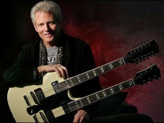 Former Eagles member Don Felder performs in Readington on July 24.
