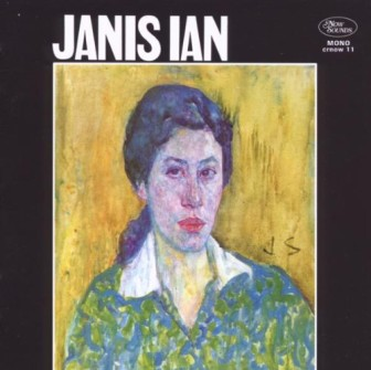 "The cover of Janis Ian's self-titled 1967 debut album, which included ""Society's Child."""