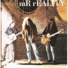 The cover of Mr. Reality's self-titled 1992 album.