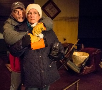 """Brian O'Neill and  Jo Twiss co-star in """"By the Water,"""" which is at Premiere Stages at Kean University in Union through Aug. 2."""