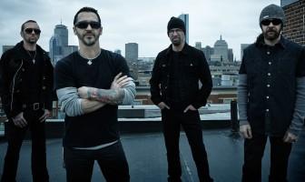 Godsmack performs