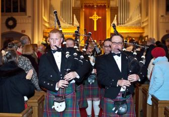 """The 17th annual """"Pipes of Christmas"""" shows will take place in New York, Dec. 19, and Summit, Dec. 20."""