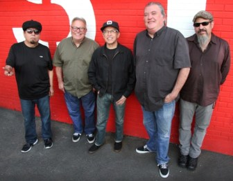 Los Lobos performs at the Mayo Performing Arts Center in Morristown, March 5.