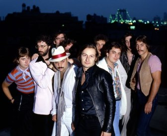 "A vintage image of Southside Johnny & the Asbury Jukes, used in the documentary, ""History of Southside Johnny and the Asbury Jukes, Part 1."""