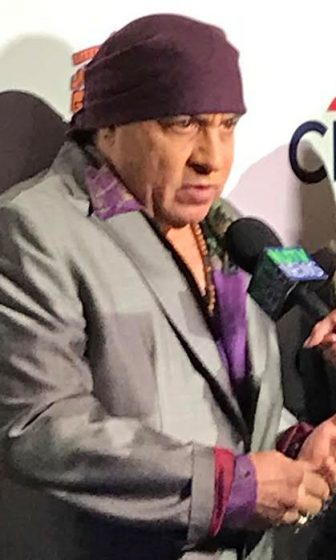 Steven Van Zandt at the Count Basie Theatre in Red Bank, Monday.