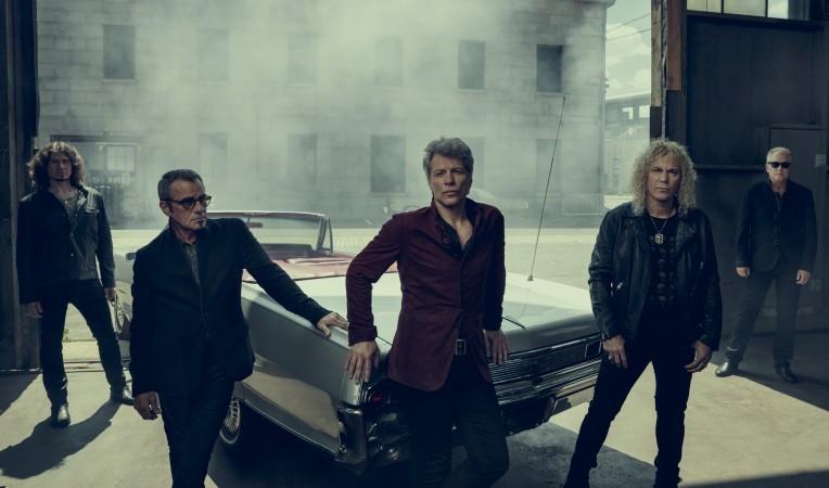 Bon Jovi coming to Vivint Smart Home Arena