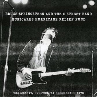 Springsteen Houston