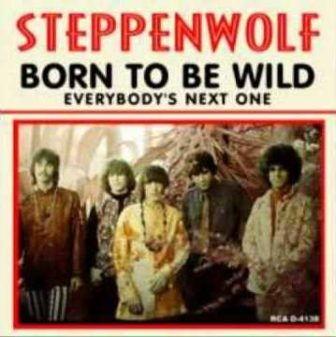 Steppenwolf Rock Hall