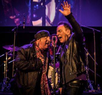 Springsteen Van Zandt NJ Hall of Fame