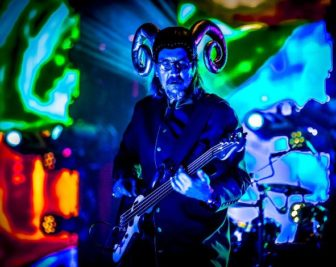 Primus and Mastodon photos