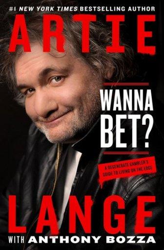 Artie Lange book signing