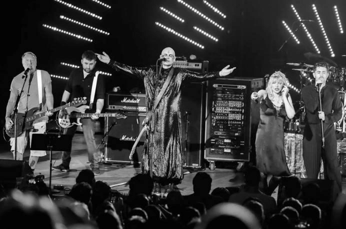 Billy Corgan, Courtney Love