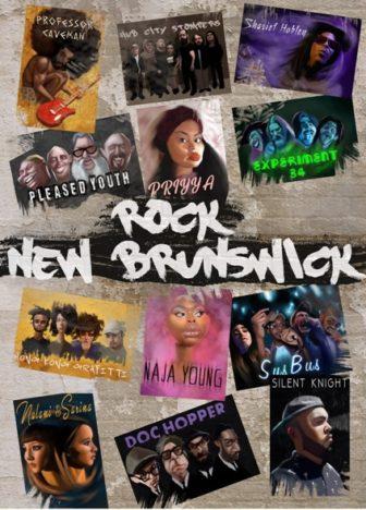 Hub City Sounds Rock New Brunswick
