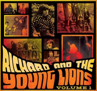 Richard Young Lions singer search
