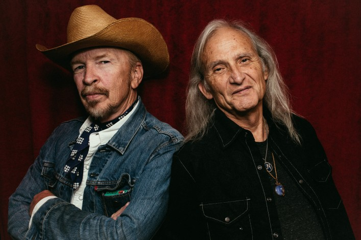 Jimmie Dale Gilmore interview
