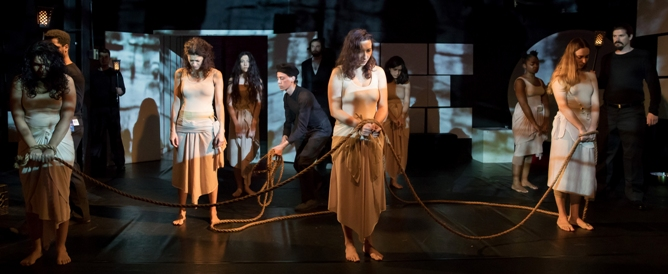 Trojan women review