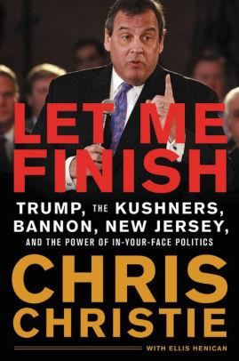 Chris Christie Springsteen