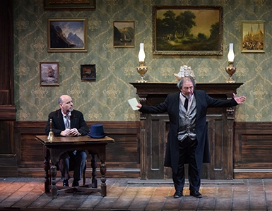 Enemy of People Ibsen review