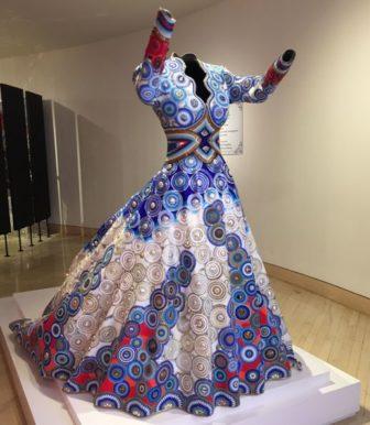 Montclair art museum fiber
