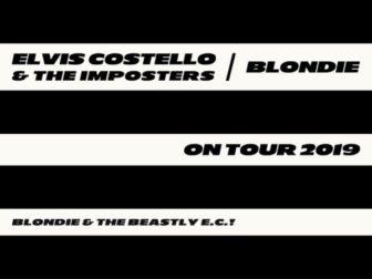 Elvis Costello Blondie tour