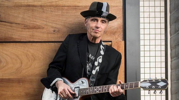 Nils Lofgren talks about getting 'Blue With Lou' (Reed) on