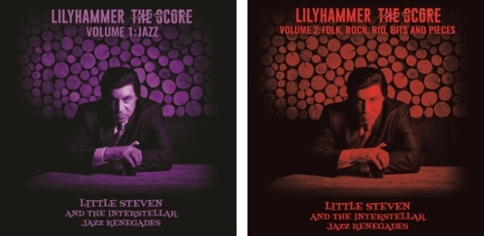 Lilyhammer soundtrack