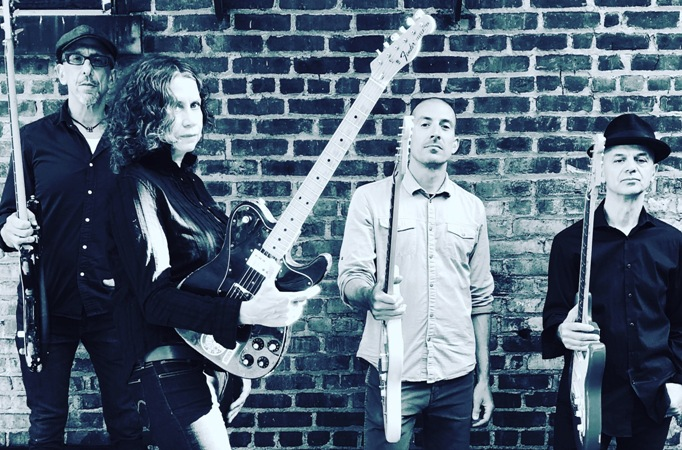 Karyn Kuhl Band gets political on powerful new 'Hey Kid' EP - NJArts
