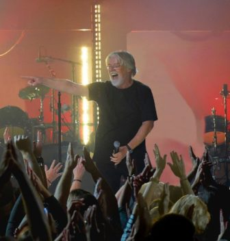 Bob Seger says goodbye to NJ with life-affirming PNC Bank