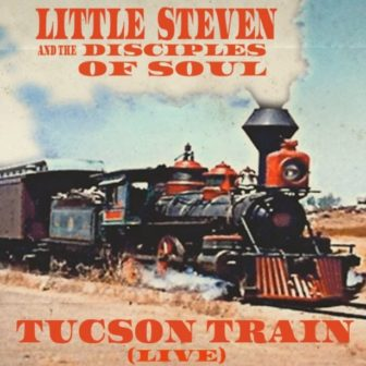 Steven Tucson Train single