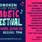 Hoboken Relief Fund Music Festival